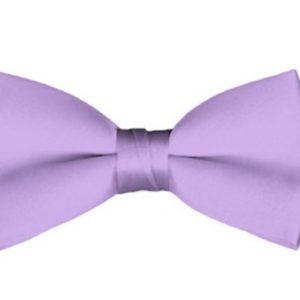 Lavender Bow Tie