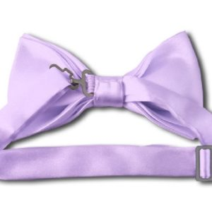 Lavender Bow Tie Back