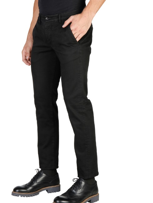 Oxford side pants