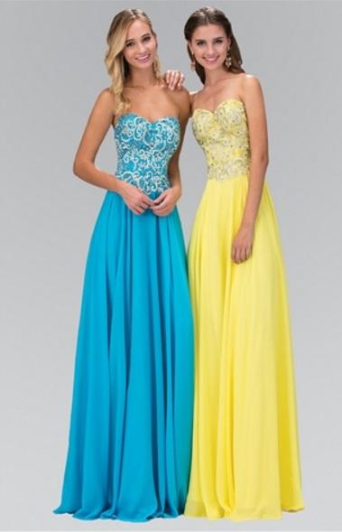 Soft Chiffon gown
