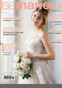 Jessica B. Dress on Mag Cover